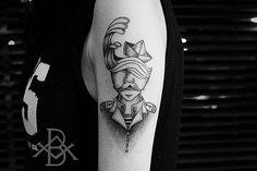 follow-the-colours-tattoo-friday-Bruno-Almeida-blackwork-marinheiro.jpg (620×413)