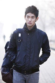 Kim Soo Hyun as Song Sam Dong in Dream High