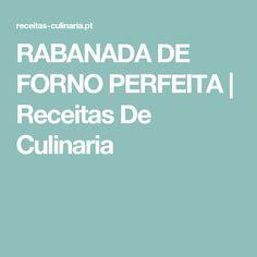 RABANADA DE FORNO PERFEITA | Receitas De Culinaria