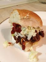 Fatback and Foie Gras: Slow Cooker Venison Barbecue Recipe (Deer-B-Que)