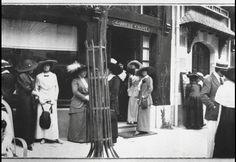 Más de 100 años de Streetstyle.. El fenómeno mundial del street style no comenzó con 'The Sartorialist'.