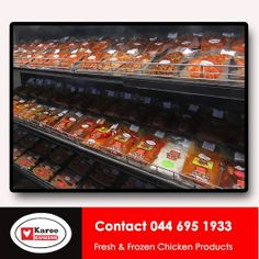 Karoo Kuikens is not ashamed to say that when it comes to meat, we only stock chicken. From whole birds to Chicken mince, if you need it, we've probably got it. Our prices are so good you could have chicken for breakfast. Chicken Breakfast, Frozen Chicken, Meat Chickens, Poultry, Things To Come, Birds, Backyard Chickens, Bird