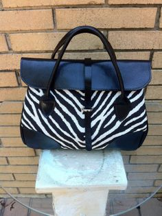 The Conchita Tote by WhimpyWild on Etsy, $70.00