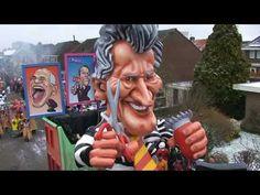 Het Masker Zwaag Carnavalsoptocht 2010 - www.carnavalzwaag.nl