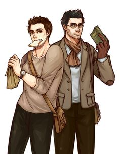 College life of Computer Science major student!Stiles and Poetry literature lecturer! Derek And the characters clothes have some references which comes from some fashion-matching pics :D