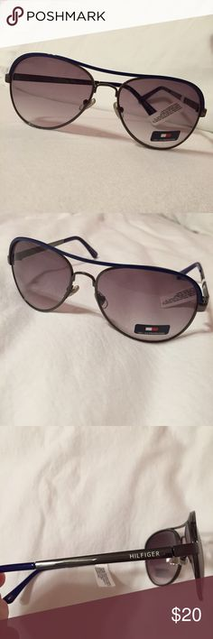 Tommy Hilfiger Sunglasses Brand new item with tags! Does not come with case. Tommy Hilfiger Accessories Sunglasses