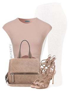 """""""Untitled #1454"""" by whokd ❤ liked on Polyvore featuring Givenchy and Schutz"""