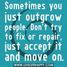 True, but often hard to face...