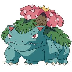 Venusaur Pokemon drawing challenge Day 8 Pokemon you hate battling