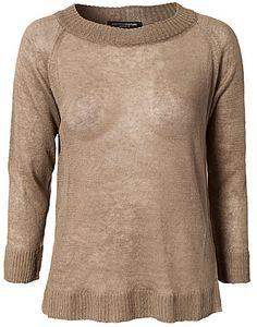 Mary Sweater - European Culture - Grønn - Gensere - Klær - NELLY.COM