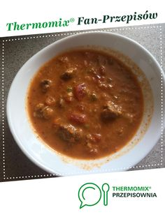 Cheeseburger Chowder, Chili, Ethnic Recipes, Fitness, Food, Gastronomia, Soups, Kitchens, Thermomix Soup