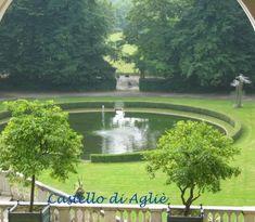 Castello di di   Agliè- Torino - Camperarcobaleno
