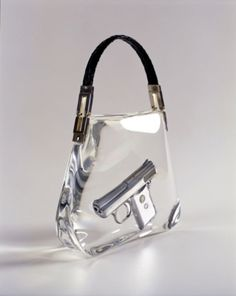 Ted Noten - Superbitch Bag