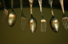 Forks and Spoons