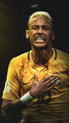 I like Neymar because the way that he plays soccer. I believe that he will be the best player in the on the next 4 years. Also, he is a very good person, he is a humble, funny, and very peaceful guy.