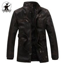New Men's Leather Jacket Fashion Stand Collar Fleece Winter Thicken Washed Pu Casual Bick Leather Jacket Men Leather Coat E8F4G1     Tag a friend who would love this!     FREE Shipping Worldwide     #Style #Fashion #Clothing    Get it here ---> http://www.alifashionmarket.com/products/new-mens-leather-jacket-fashion-stand-collar-fleece-winter-thicken-washed-pu-casual-bick-leather-jacket-men-leather-coat-e8f4g1/