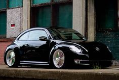 Beetle | airlift suspension + boyd coddington smoothies + la… | Flickr