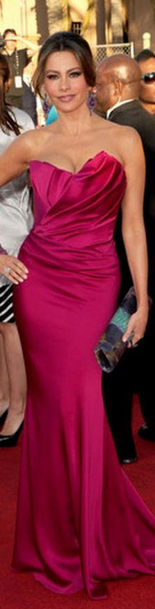 folded strapless bodice by Marchesa dress