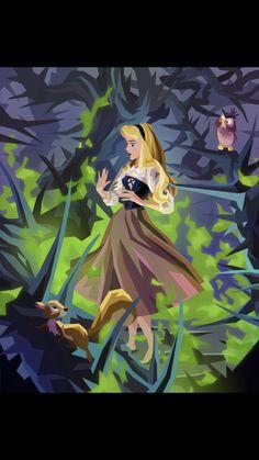 Princess Aurora, Anime, Fictional Characters, Women, Art, Art Background, Kunst, Cartoon Movies, Anime Music