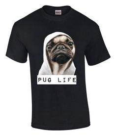 """""""Pugs"""" by porcupine1107 ❤ liked on Polyvore featuring men's fashion and menswear"""