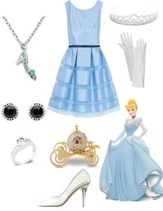 Cinderella outfit!!