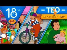 TEO | Colección 12 (Teo se va de excursión) | Episodios completos para niños | 18 minutos - YouTube