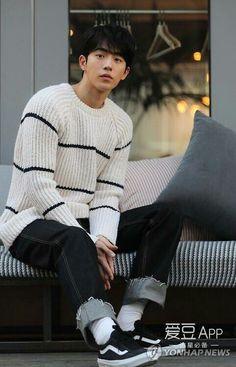Nam Joo Hyuk ♡♡ muah lovely face..