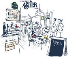 Paris | Astier Bistro