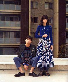 #gd#gdragon#nanakomatsu#nana#nylon#japan#photoshoot#model#instagood#instalike#awesome#blue