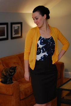 A teacher's fashion blog- work appropriate attire How nice to see a teacher dressing so professionally to establish respect.  No sweats or athletic wear!