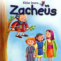 Kleine lezers - Zacheus - 9789086011124