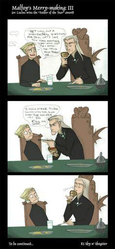 Malfoy's Merry-making #3