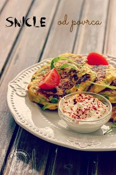 JA U KUHINJI...: Šnicle od povrća