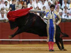 Sebastián Castella. Sábado 29 de Marzo, corrida de toros.