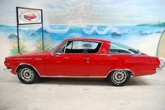 Plymouth : Barracuda 1965 Plymouth Barracuda 273*4Speed...had this...loved my Barracuda...