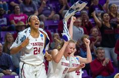 Stanford Women's basketball beats Kansas State in the R32