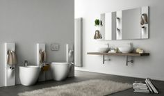 Sotto Sopra design Meneghello Paolelli Associati #bathroom #design #accessories