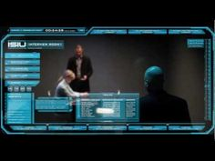 PLURALITY (Movie) - GUI/Graphical User Interface Design (Futuristic Sci-Fi Film)