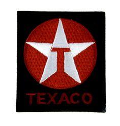 Texaco Oil Company Patch Iron On Applique Alternative Clothing Grunge Style  #hat #horrorclothing #anime #cosplay #hardcoregamer