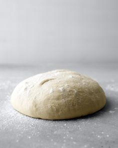 This dough is a cinch -- give it time to rise and a couple of kneads and it's done! You can store it in an oiled bowl, covered with plastic, in the refrigerator for up to 2 hours.