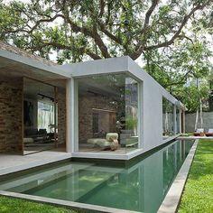 Etonnant Moderne Häuser, Architektur Design, Traumhäuser, Mein Haus, Ihr Schönes  Zuhause, Brasilien, Haus Design, Architekten, Strandhaus