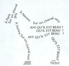Ap French, French Words, Blackwork, Typography Art, Lettering, Word Express, Scribble Art, Cycle 3, Word Pictures