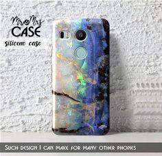 Lg Stylo 2-Blue opal-case for LG Nexus 5X-Lg by MrMrsCASE on Etsy
