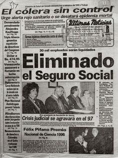 Oposicion - Venezuela antes de Chávez