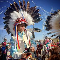 Parade time! Crow Fair 2015. #Apsaalooke #Crow #CrowFair #NativePride #NativeAmerican #GrandEntry #Powwow #Montana. Photo by Adam Russell Singsinthetimber