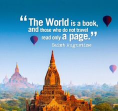 World and book...