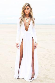 195 Best white maxi dresses images  621b74ac3