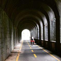 Bicycle touring Ital