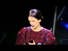 British Fashion Awards 2012, Red Carpet, Roksanda Ilincic - YouTube