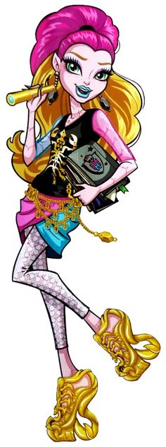 GiGi Grant - Monster High Wiki